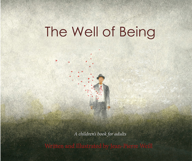 Cover of Jean-Pierre Weill's book 'The Well of Being'.