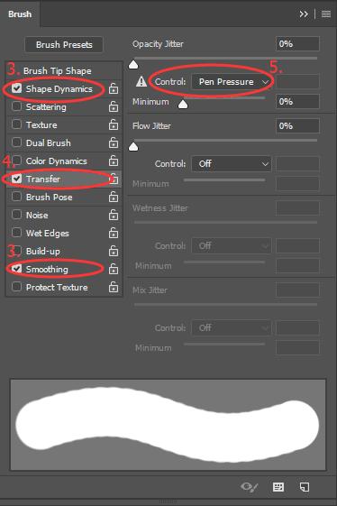 How to Set Pen Pressure in Photoshop | GAOMON Q&A
