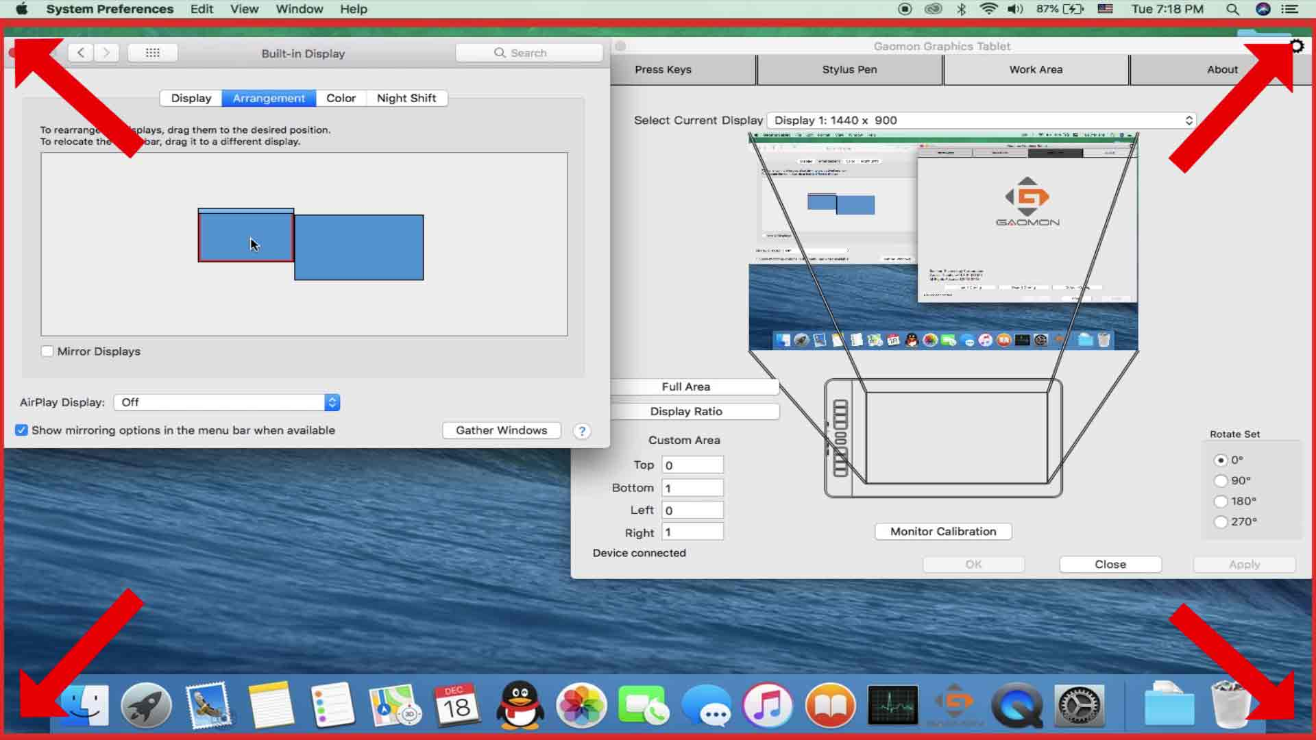 red-borders-form-on-mac-display--GAOMON-graphics-tablet