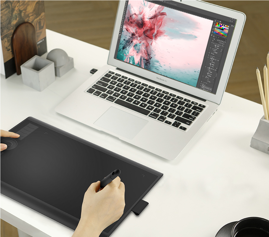 Share Giveaway Post and Take Free Graphics Tablet Home