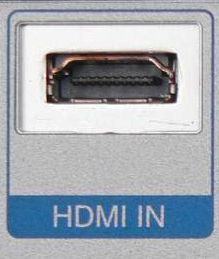 Standard HDMI (Type-A)