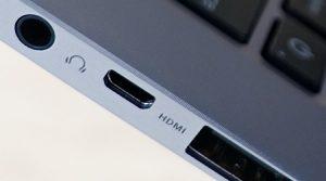 Micro HDMI (Type-D)